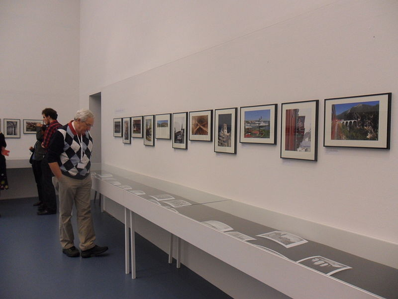 "Photo exhibition: ""Monuments through time"". (Photo by Moumou82, Wikimedia Commons, CC-by-sa)"